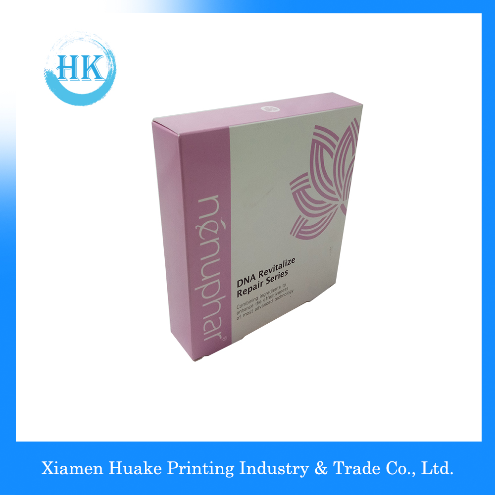 High Quality Makeup Foldable Paper Box