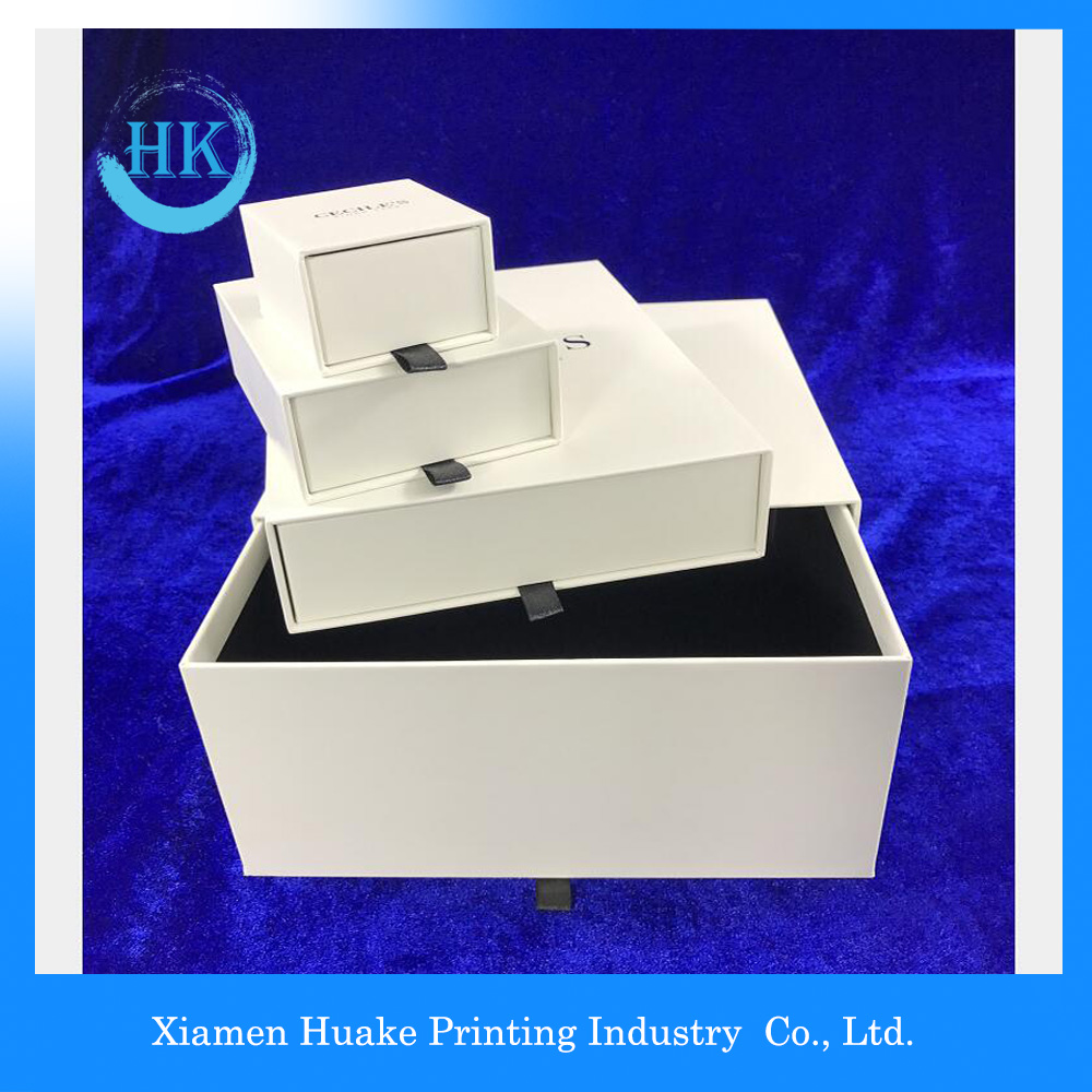 Paper Sliding Drawer Box