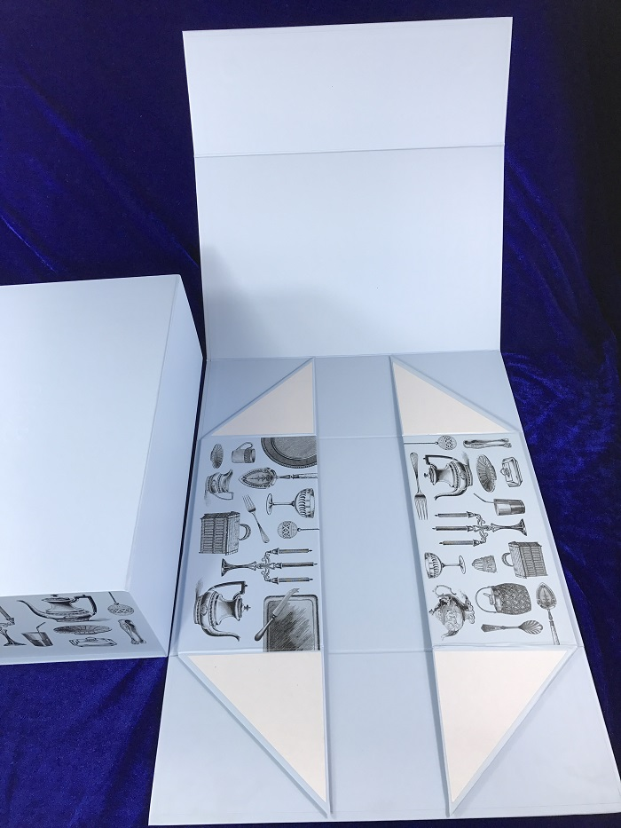 Folding Magnet Packaging Box